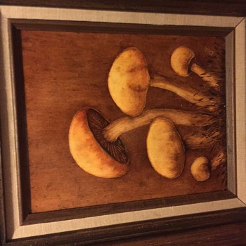 Mushroom Art? - Visual Art