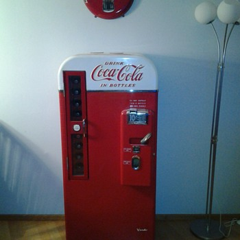 My Vendo 81B - Coca-Cola