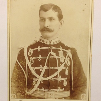 Jacques Joel cabinet card - Photographs