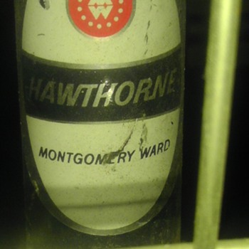 Montgomery Wards Hawthorne - Outdoor Sports