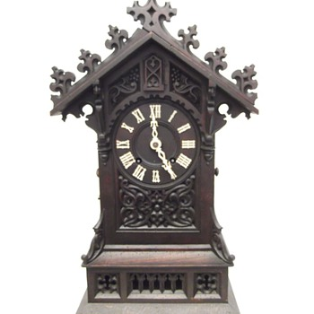 "A few ""above average"" mantle cuckoo clocks. (Pre-1900 era)"