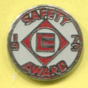 Erie-Lackawanna Safety Awards….. - Railroadiana