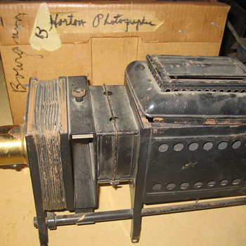 Old Camera Item
