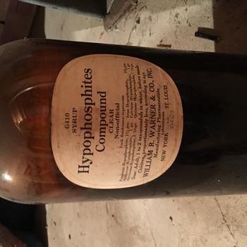 Full bottle - Bottles