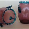 Pair Horny Harrach ( ? ) Vases