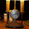 My Art Deco Lamp Clock Combination Late 20's or early 30's