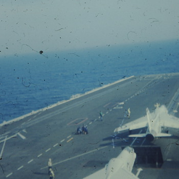 Aircraft Carrier launch photos ca. 1963 USS Forrestal - Photographs
