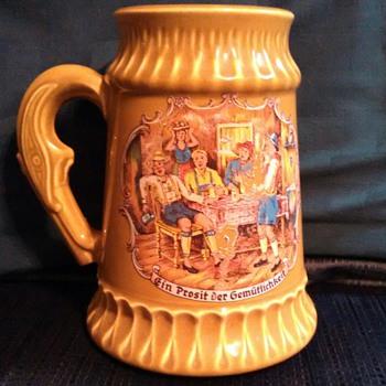 Jumbo Beer Mug!(exciting!)
