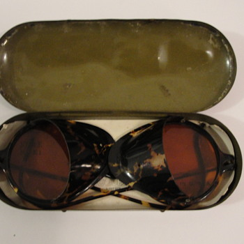 Wilson Goggles Tortoise Shell - Accessories