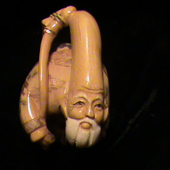 Chinese Netsuke - Asian