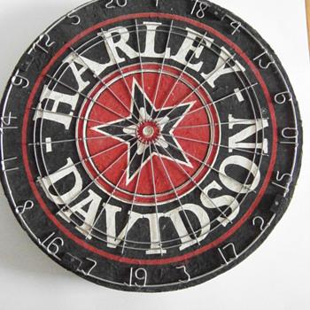 Harley-Davidson Dart Board - Games