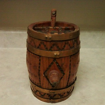 SPANISH BARREL