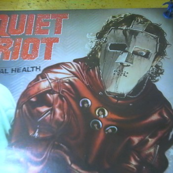 "Quiet Riot ""Metal Health"""