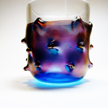 PETER VIZZUSI - Art Glass