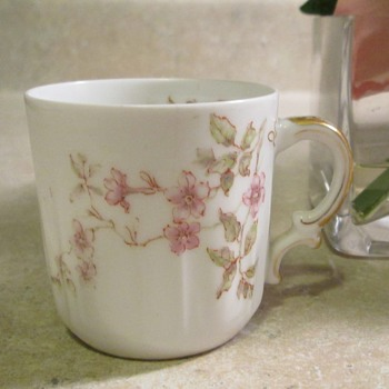 Limoges demitasse - China and Dinnerware