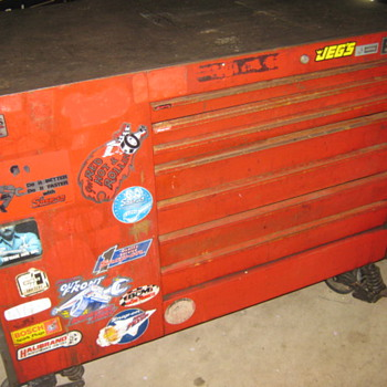 1979 Snap On KR-562A (Taco Cart) - Tools and Hardware