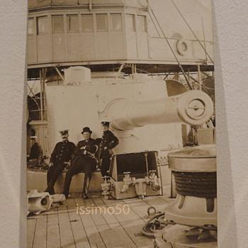 HMS GIBRALTAR