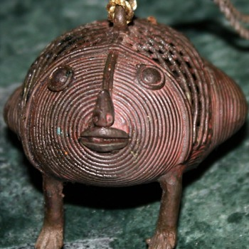 Dhokra Animal Figures from Eastern India - Orissa Area