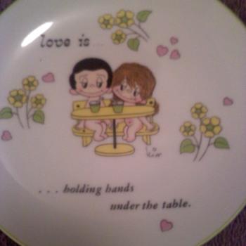 Love Is - China and Dinnerware