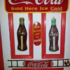 1947 Coca-Cola French Palm Push