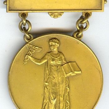 Kiel Canal Medal - Military and Wartime
