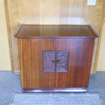 My 1948 Mandarin Classic Radio/Phono Cabinet - Radios