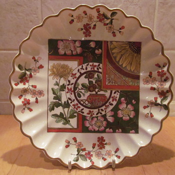 Ridgway plate - China and Dinnerware