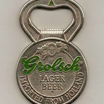 Grolsch Beer Bottle Opener