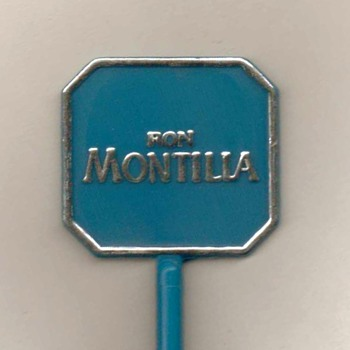 Ron Montilla - Drink Stirrer - Advertising