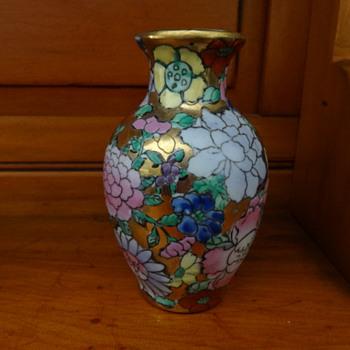 Little Floral Vase