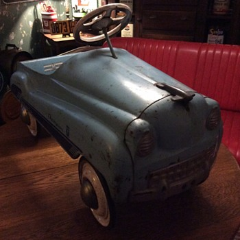 1940's Original Champion Murray Pedal Car