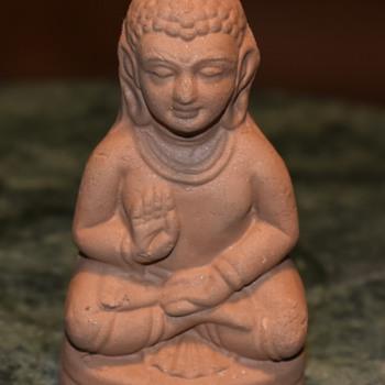 Small Pottery Lakshmi?