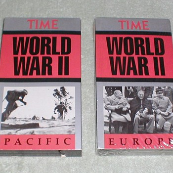 1991 World War II - VHS Tapes - Military and Wartime