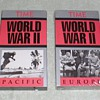 1991 World War II - VHS Tapes