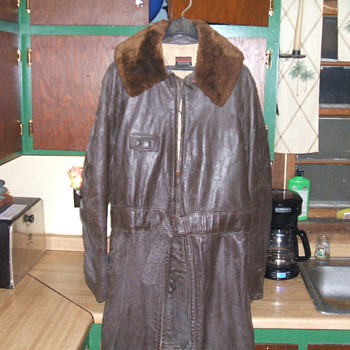 1942 U S Navy Flight Suit (WW II) - Military and Wartime