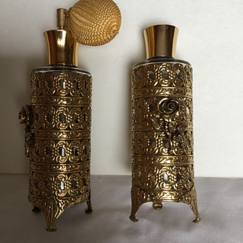 Can anyone help with these Perfume bottles? - Bottles