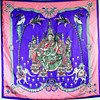 Hermes India Silk Scarf France