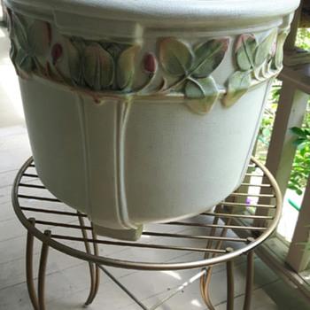 Large Weller Pottery Jardiniere