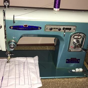 Abraham & Straus Sewing Machine