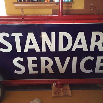 Standard service - Petroliana