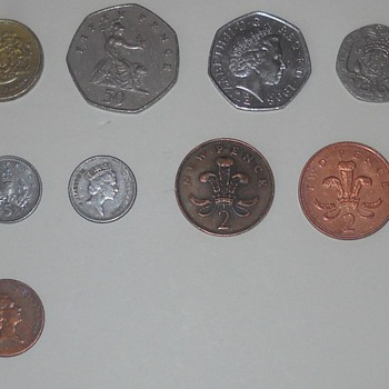 British Coins