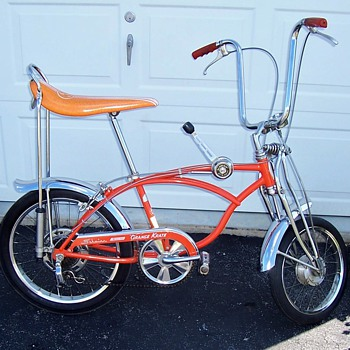 Here is a sample of my vintage bike collection - Outdoor Sports