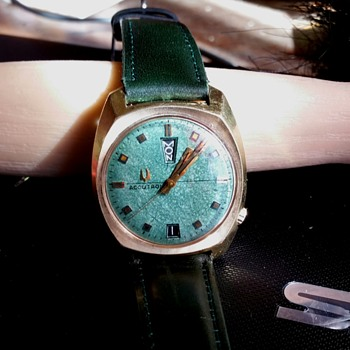 Kind of scarce Bulova Accutron - Wristwatches