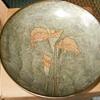 Rosenthal-Netter handpainted metal bowl