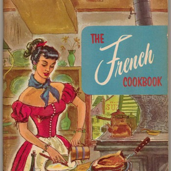 1955 - The French Cookbook - Books