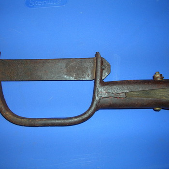 Old Hand Tool - Tools and Hardware
