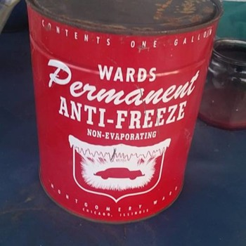Wards protective anti-freeze  - Petroliana