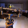 Old 1888 surveying level