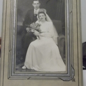Vintage Wedding photo!! - Photographs