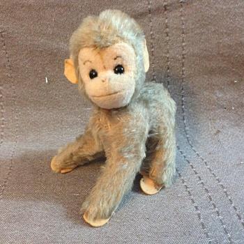 Schuco Bigo Bello Hegi mohair Monkey